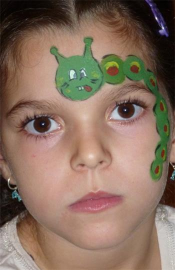 Easy Princess Face Painting Ideas